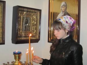ЛИТУРГИЯ В ХРАМЕ