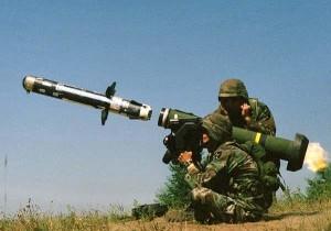 ATGM_Javelin_Launch