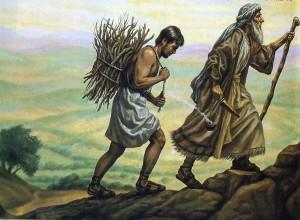 жертва авраама
